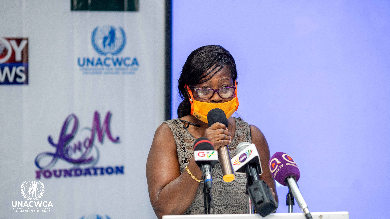 UNACWCA Swearing in of some Executives